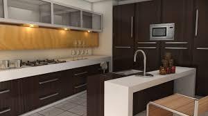 Modular Kitchen Interior Modular Kitchen 3d Asset Cgtrader