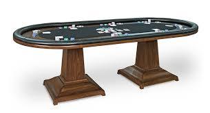 Texas Holdem Table by Marin Texas Hold U0027em Table California House