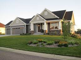exterior house colors for ranch style homes exterior paint colors