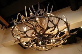 Antler Chandelier Kit Deer Horn Chandelier Kit Home Design Ideas