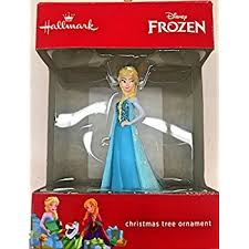 hallmark keepsake ornament disney frozen let it go