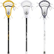 mini clutch lacrosse stick with ball