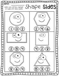 color by shape worksheets i love this great way to review