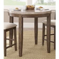 marble top bar table fulham marble top counter height bar table by greyson living free