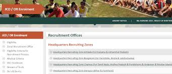 indian army bharti 2018 www joinindianarmy nic in recruitment news