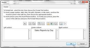 how to apply a header to all worksheets in excel 2013 solve your