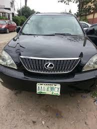 lexus rx330 nairaland registered rx330 autos nigeria