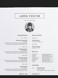 amazing resume template 28 images 50 awesome resume templates