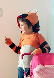 Kids Tiger Halloween Costume Kids Hoodie Tiger Sweatshirt Tiger Sweater Unisex Kids