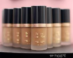 i u0027m going gaga over too faced born this way foundation makeup