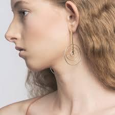 earing model metalepsis kinetic earrings metalepsis projects