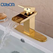 online get cheap bathroom sink gold faucet aliexpress com