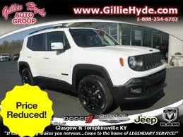 new jeep renegade green new 2018 jeep renegade altitude 4x4 for sale in glasgow ky near