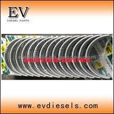 for hino 700 truck engine parts e13c crankshaft bearing main