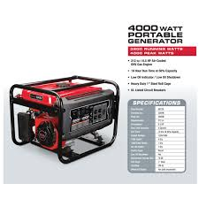 predator 4000 generator wiring diagram sesapro com