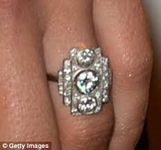 least favorite celebrity engagement ring weddingbee