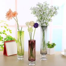 Cheap Glass Flower Vases Popular Glass Photo Vase Buy Cheap Glass Photo Vase Lots From
