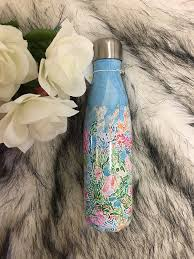 amazon com lilly pulitzer starbucks swell bottle sirens calling