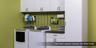 White Laundry Room Cabinets Laundry Room In Denver Storage Cupboard Affordable Closets