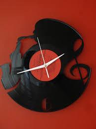 Coolest Clock by Vinyl Record Clock Jazz Revinyl On Storenvy