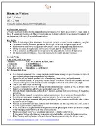 graduate sales resume sample 1 career pinterest