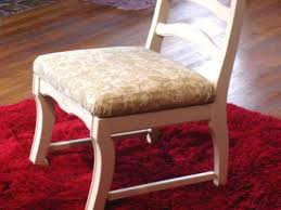 how to revamp a chair diy