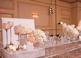 wedding reception table ideas excellent wedding reception table decor 7 sheriffjimonline
