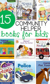 community helpers books for kids the letters of literacy