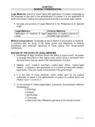 legal medicine evidence law witness