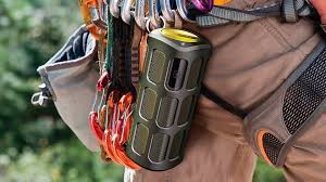 rugged motion controlled bluetooth speaker is ready for mother