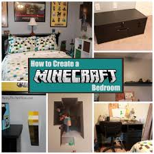Accessories To Decorate Bedroom How To Create A Minecraft Bedroom
