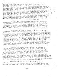 foia documents on u s in chile