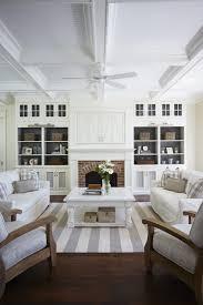 coastal white and light blue living room coastal interiors