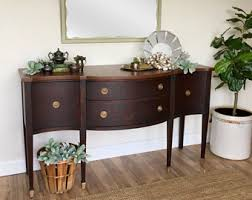 antique buffet etsy