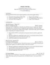 Online Resume Search Free by Sourcing Resumes For Free Procurement Analyst Resume Sample Http