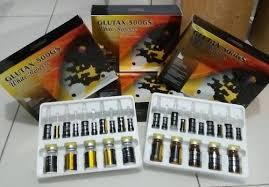 Ul Glutax glutax 500gs white skin whitening injection azan
