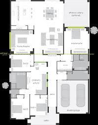 bi level floor plans split level house alternative for small and modern home floor