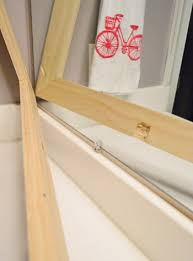how to frame a bathroom mirror with clips how to build a wood frame around a bathroom mirror young house love