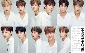 Wanna One Wanna One 황 미현 Ft Profile Poster Photographic Prints