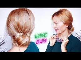 quick and easy hairstyles for running running late hairstyle cute quick and easy bun awesome hairstyles