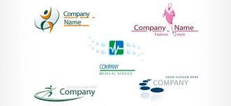 concise beautiful logo stock free psd template logo pinterest