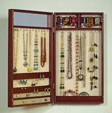 wall mounted jewelry cabinet 12 best wall mounted jewelry armoires images on pinterest