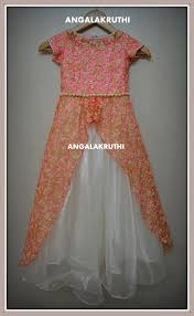 Kids Designs by Kids Frock Designs By Angalakruthi Angalakruthi Ladies And Kids