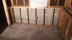 Basement Wall Ideas Startling Frame Basement Walls Best 25 Framing Basement Walls