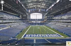 Arena Maps Google Maps Hosts 360 Degree Look At The Indianapolis Colts Stadium