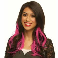 demi lovato hair extensions secret colour coloured hair extensions by demi lovato