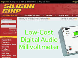 chip magazine silicon chip magazine electronics repair and technology news