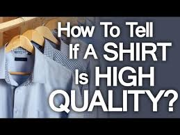buying high quality dress shirt 5 tips on how to buy well made