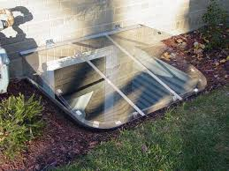 Basement Well Windows - window window well covers lowes with look custom made for your