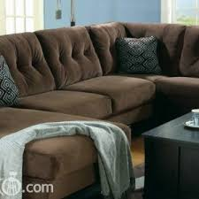 Peyton Leather Sofa Peyton Espresso Sectional Sofa Http Hotel Ivato